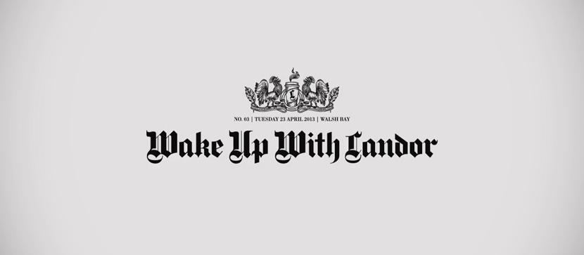 Landor Associates | Wakeup With Landor 2013